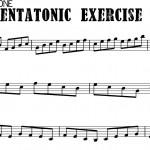 Pentatonic-exercise-4---Alto-Saxophone