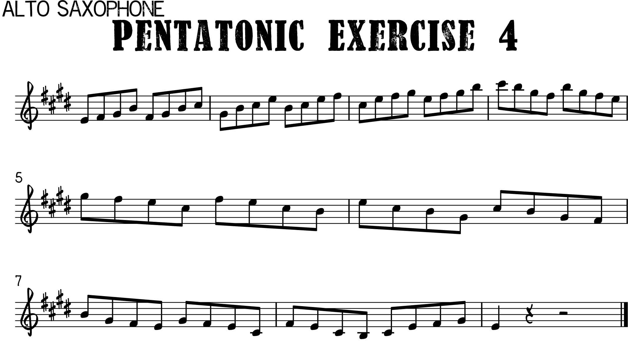 How to Play Stand By Me on Saxophone and Take a Solo – Better Sax