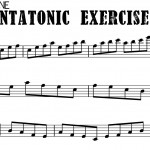 Pentatonic-exercise-4---Tenor-Saxophone
