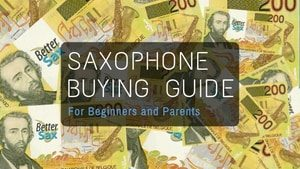 saxophone buying guide for beginners and parents