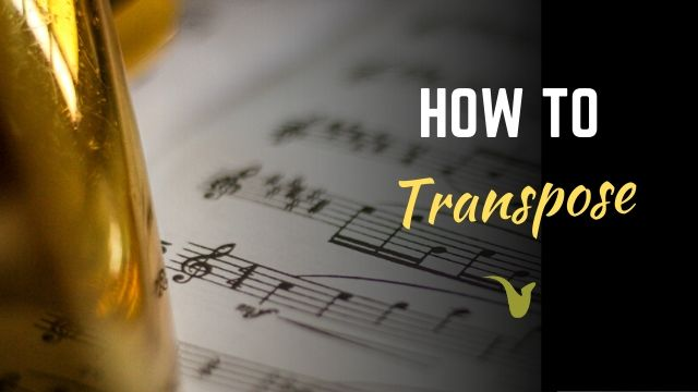 How To Transpose