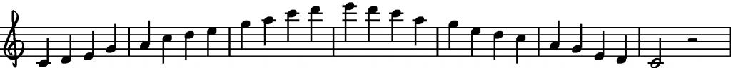 pentatonic-exercise-1-c