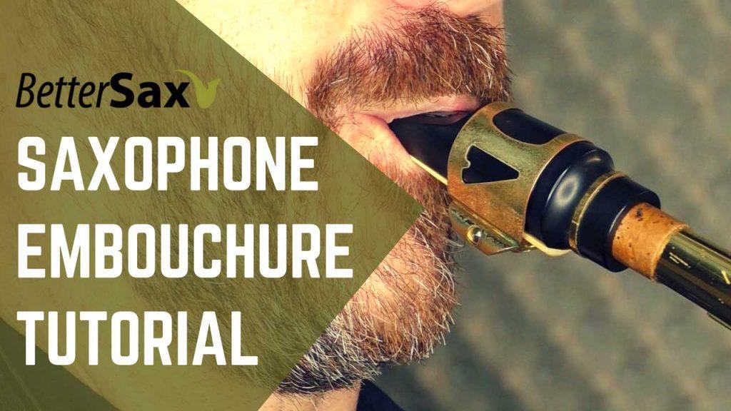 image of Saxophone Embouchure Tutorial blog post