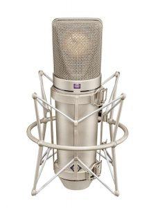 image of Neumann U67 Condenser microphone