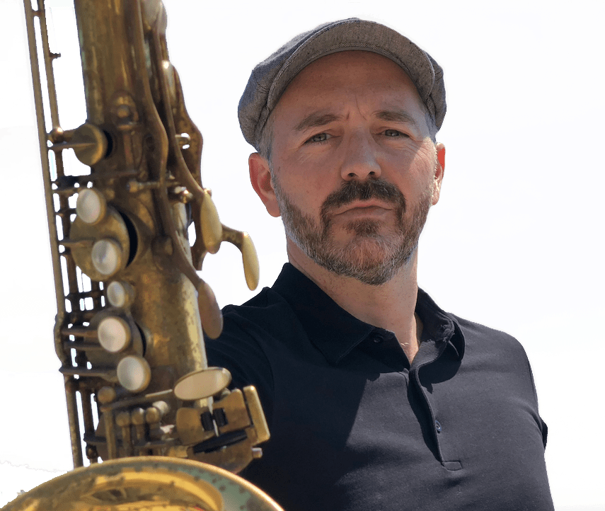 Jay Metcalf Saxophone Player