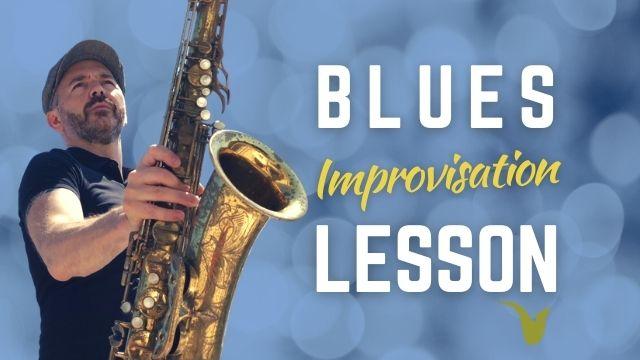 Blues Improvisation Lesson