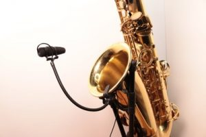 DPA D:Vote 4099 Clip-on Sax Mic