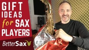 Gift Ideas for Saxophone Players