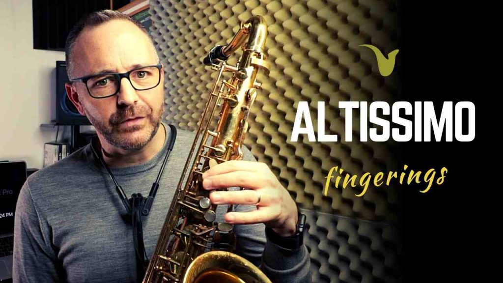 Altissimo Fingerings