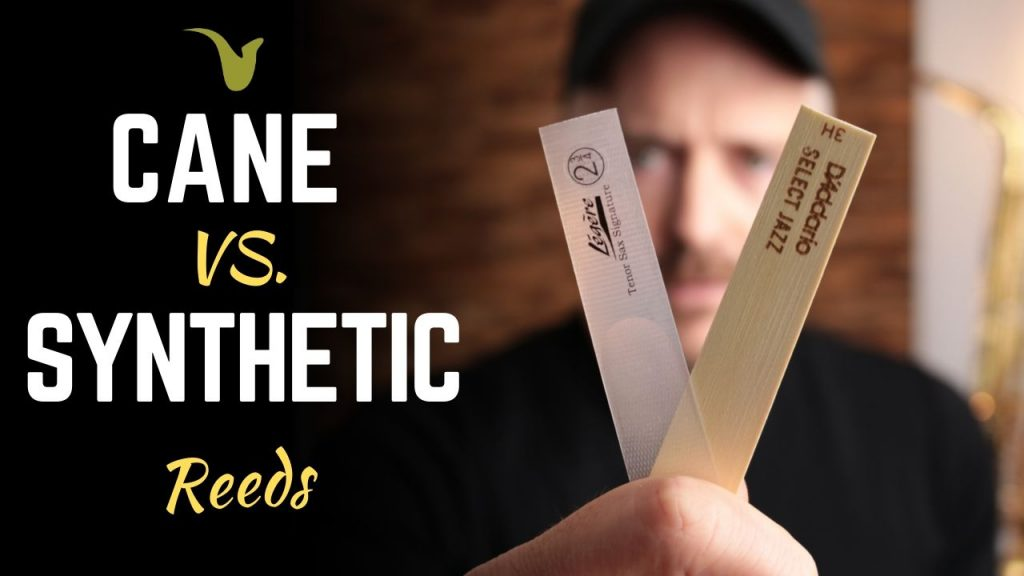 Cane vs Synthetic Reeds