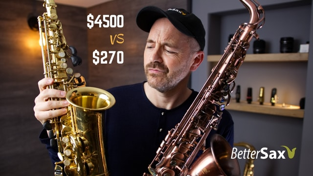 cheapest sax on amazon