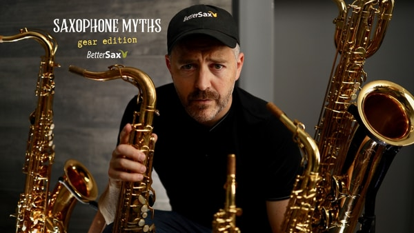 saxophone equipment myths