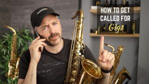 how to get called for gigs