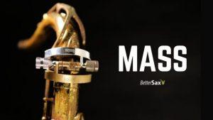 Heavy Mass Saxophone neck screws