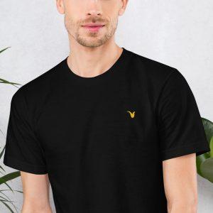 BetterSax Logo Embroidered T-Shirt