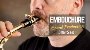 Saxophone Embouchure and Sound Production Beginner Course Lesson 2