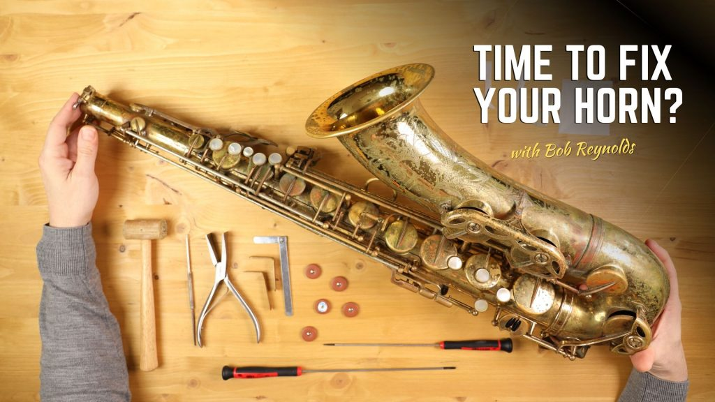 Time to Fix or Repair Your Horn?