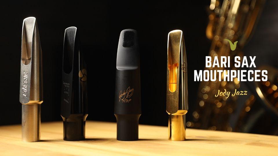 JodyJazz Jet Baritone Saxophone Mouthpiece 9
