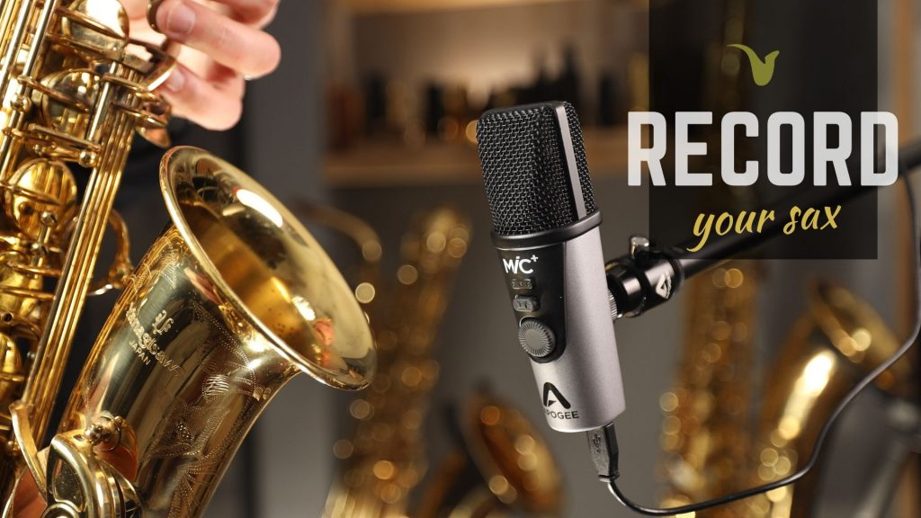 Record your Sax