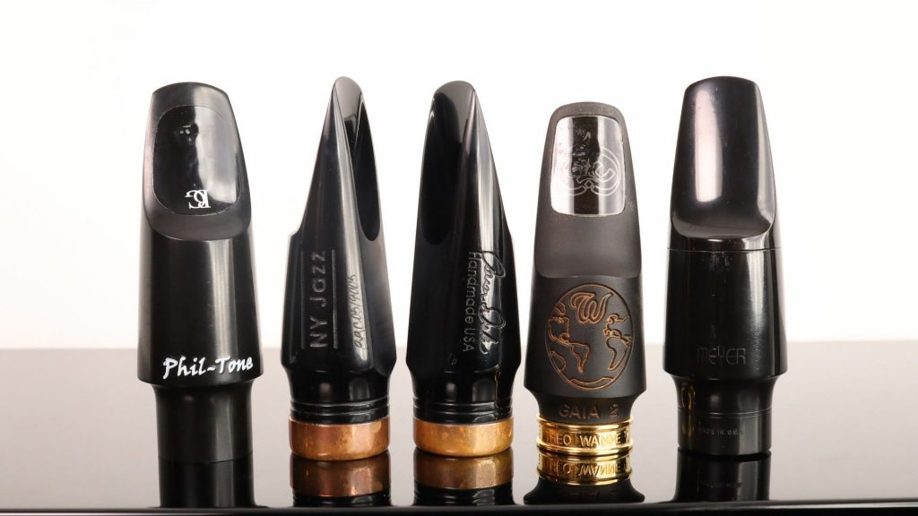 5 Alto Sax Mouthpiece Upgrades