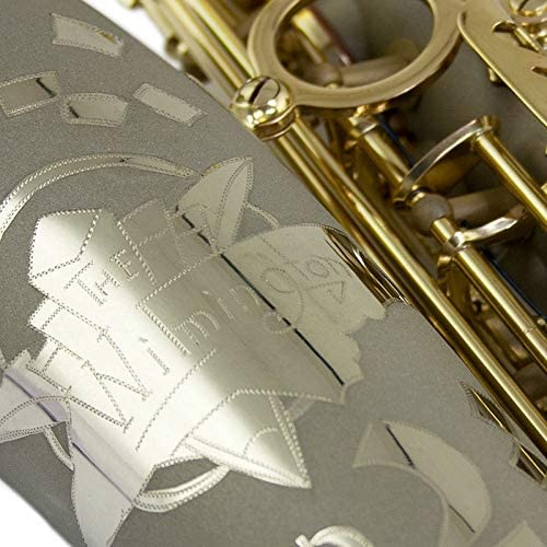Wilmington Alto Saxophone Engraving