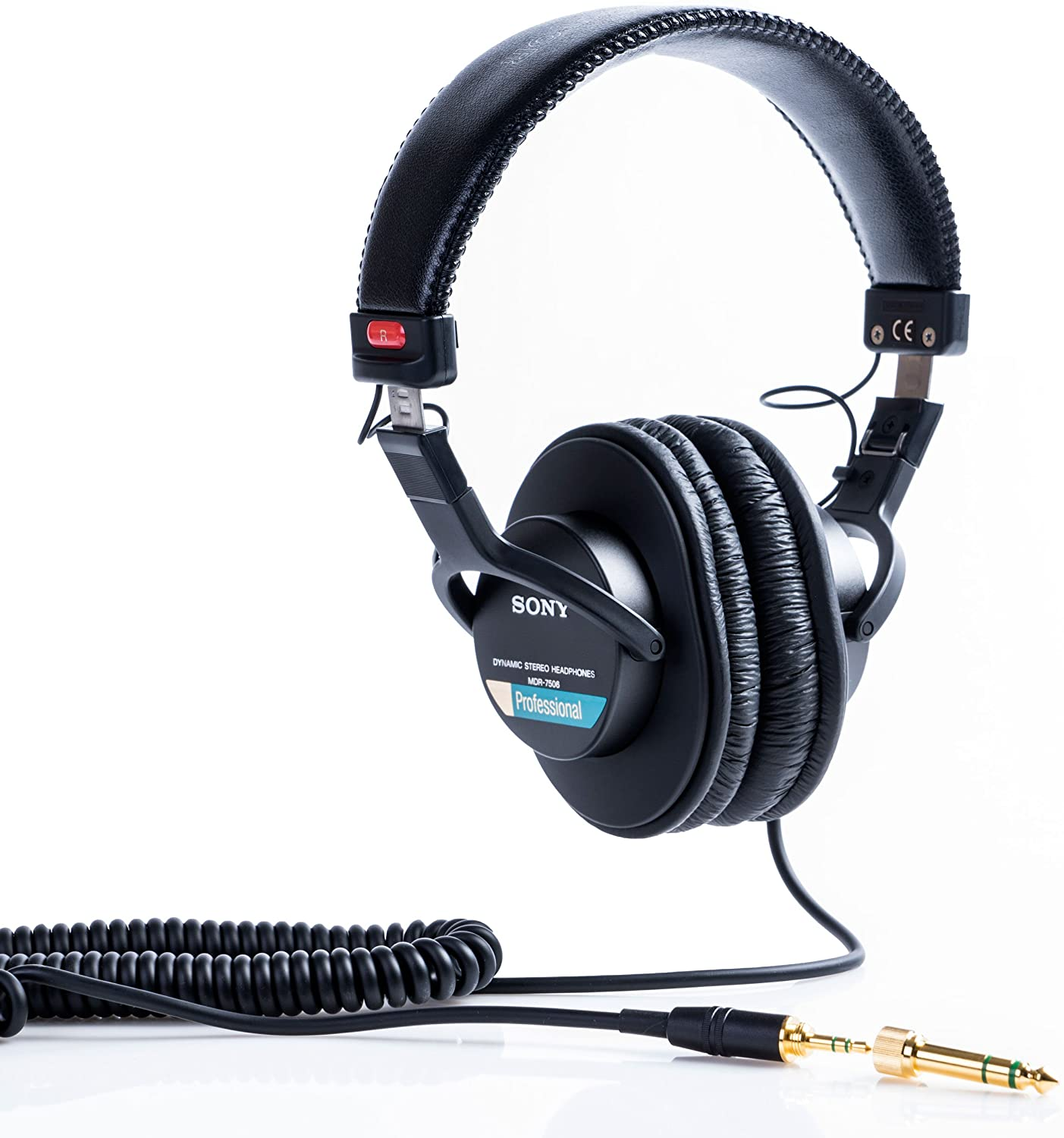Sony Professional Large Diaphragm Headphones | MDR7506