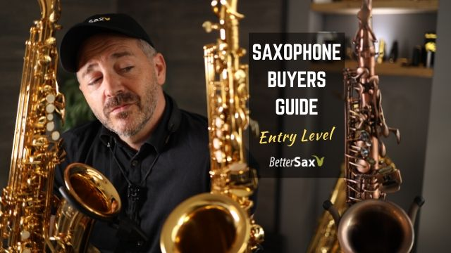 Student Alto Saxophones - Buyers Guide