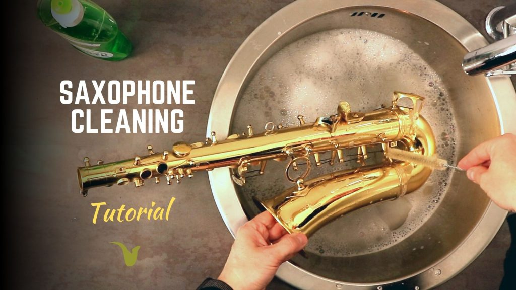Time to Clean Your Sax?