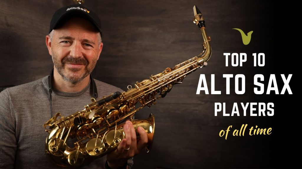 Top 10 Alto Saxophone Players