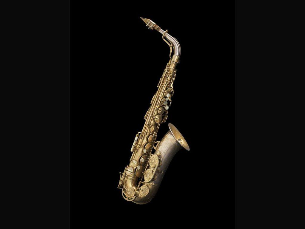 Charlie Parkers Saxophone