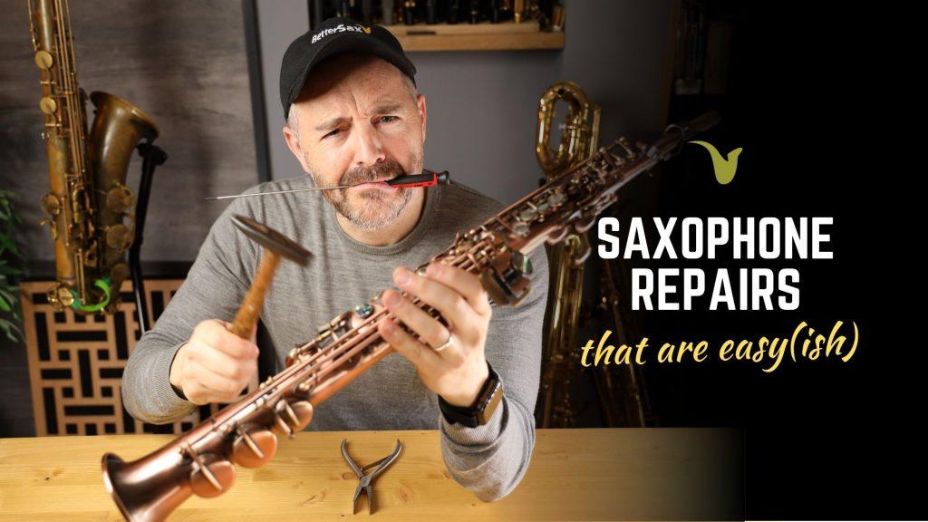 Soprano Sax Repairs