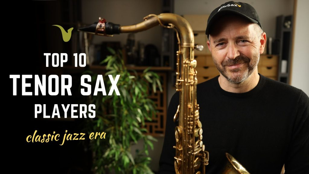Top 10 Tenor Players - Classic Jazz Era
