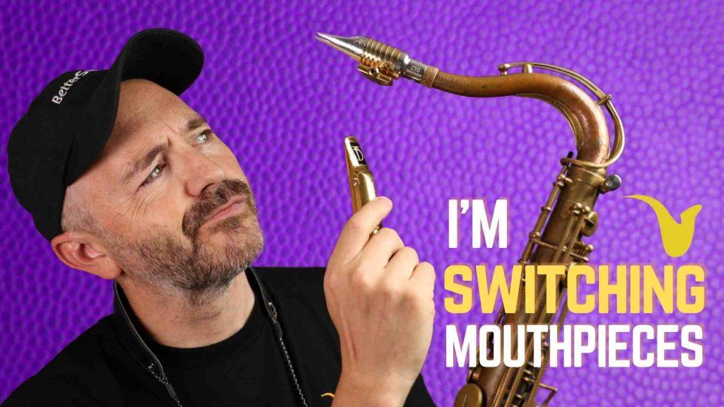 Jody Jazz Tenor Metal Mouthpieces