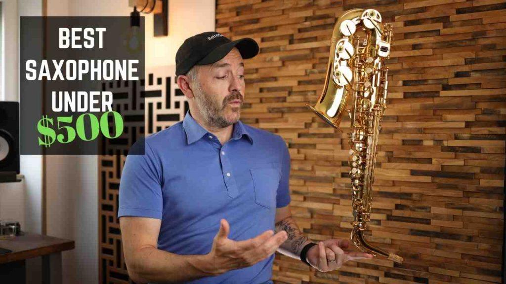Jean-Paul Alto Saxophone