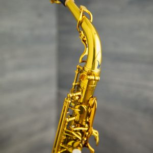 the Better Sax alto saxophone neck