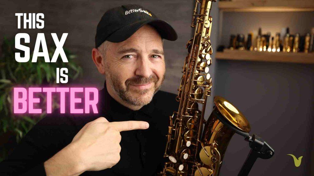 BetterSax Alto Saxophone