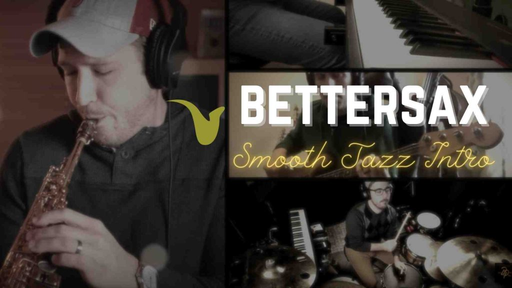 Dave Pollack Plays BetterSax Intro Smooth Jazz Style
