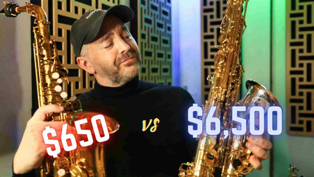 Better Sax Alto Saxophone