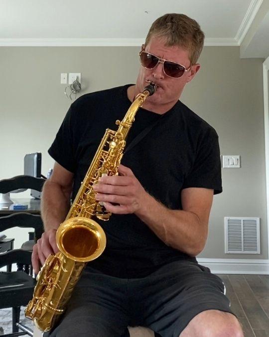 Eric Alexander alto saxophone Burnin' alto mouthpiece
