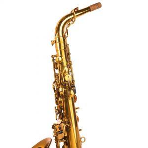 bettersax alto saxophone palm keys